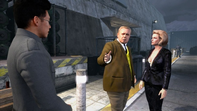 007 legends goldfinger