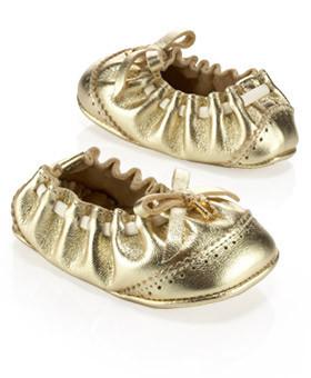 Zapatos para bebés elegantes