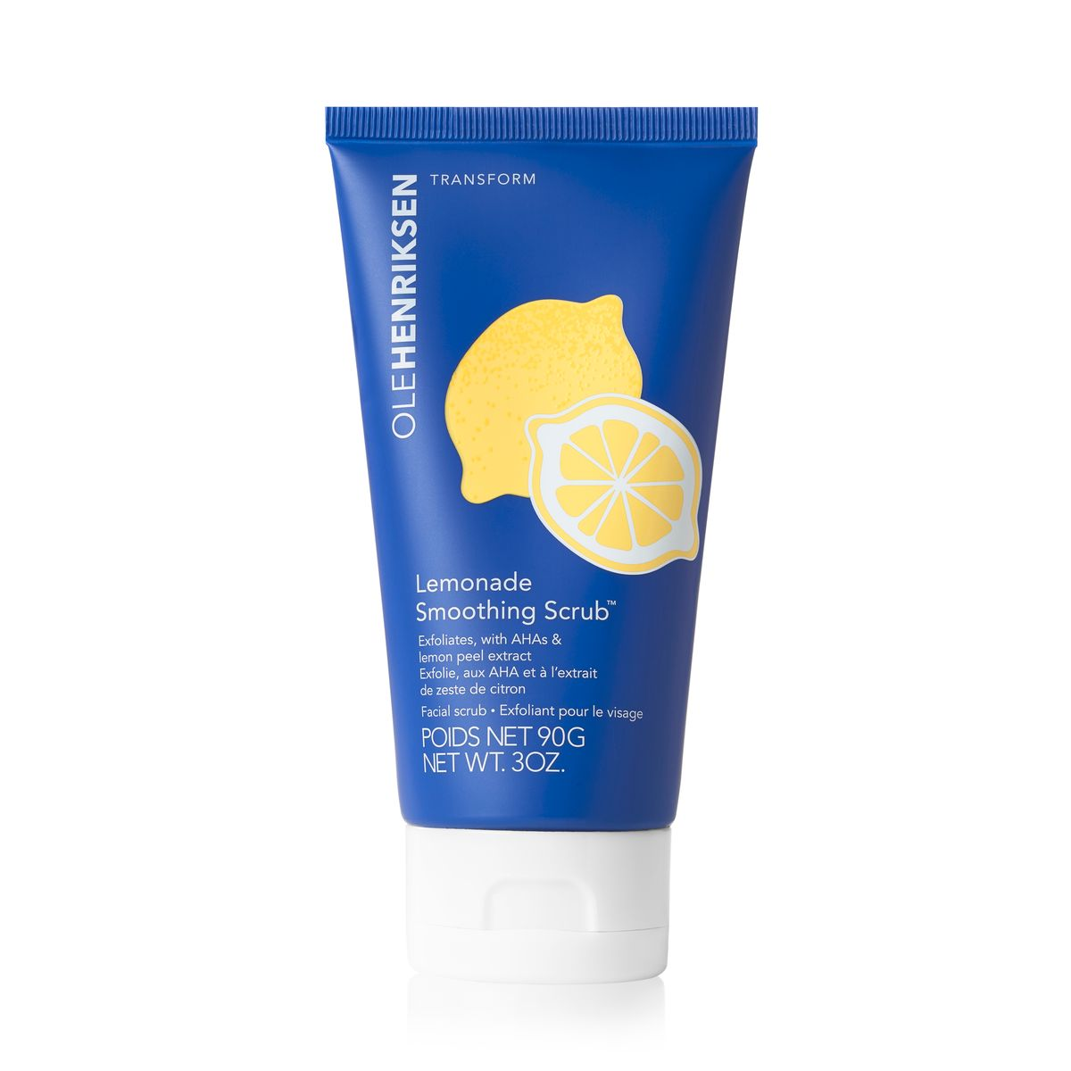 Lemonade Smoothing Scrub