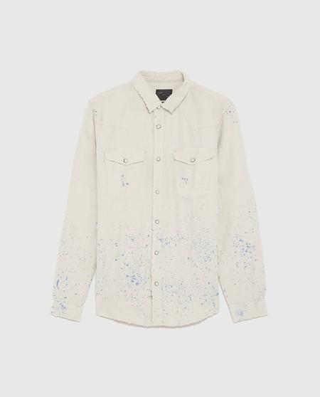 Siete Camisas En Denim De Zara Para Convertirte En Un Cowboy Urbano Con Estilo