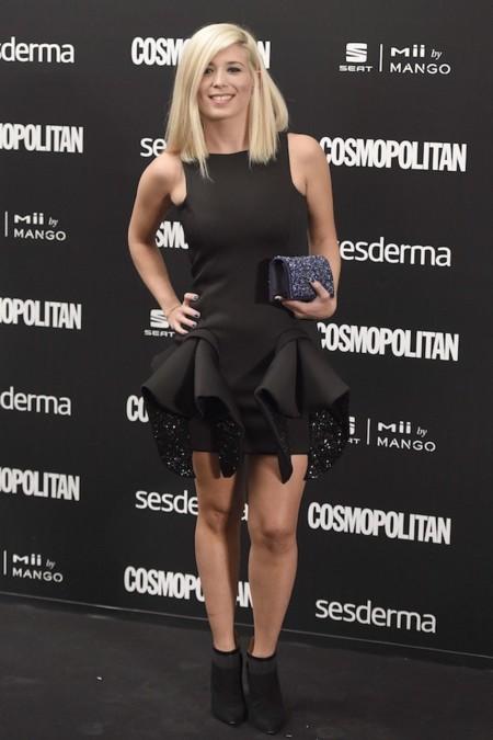 Cristina Premios Cosmo 2014