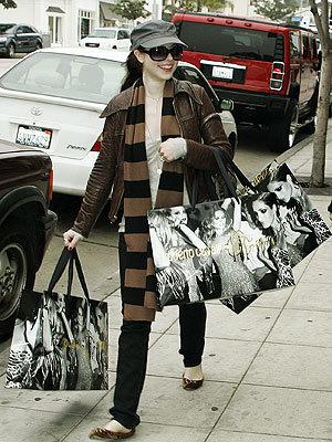 Las celebrities también querían Roberto Cavalli para H&M