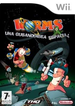 'Worms' llega a la Wii en marzo de 2008