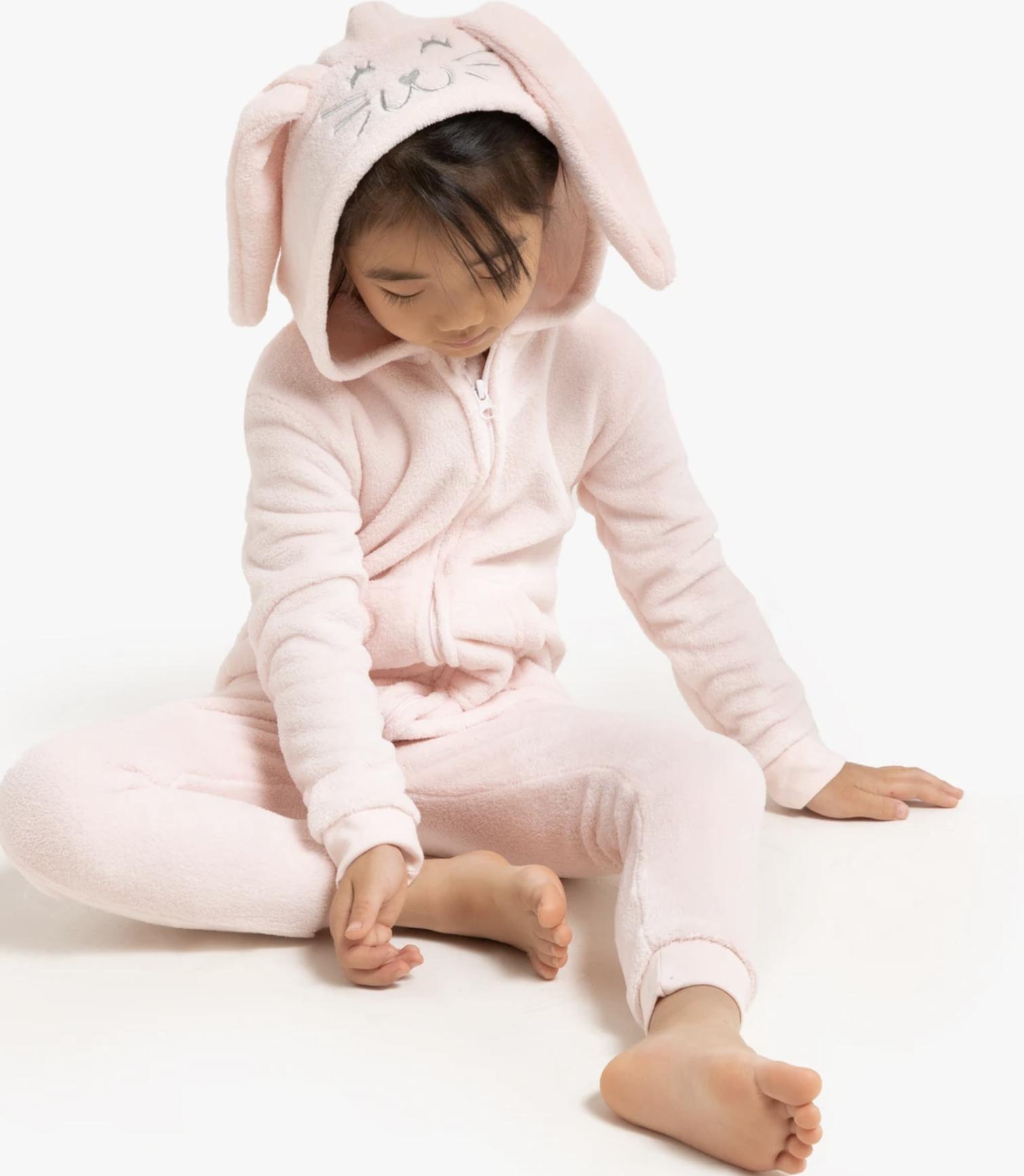 Mono pijama conejito 3-12 años