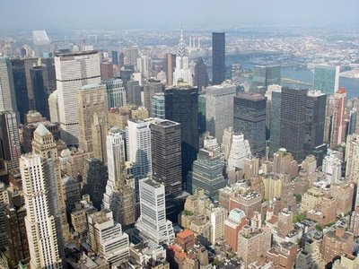 Ley de Kleiber o que en las ciudades viven más personas innovadoras que en el campo
