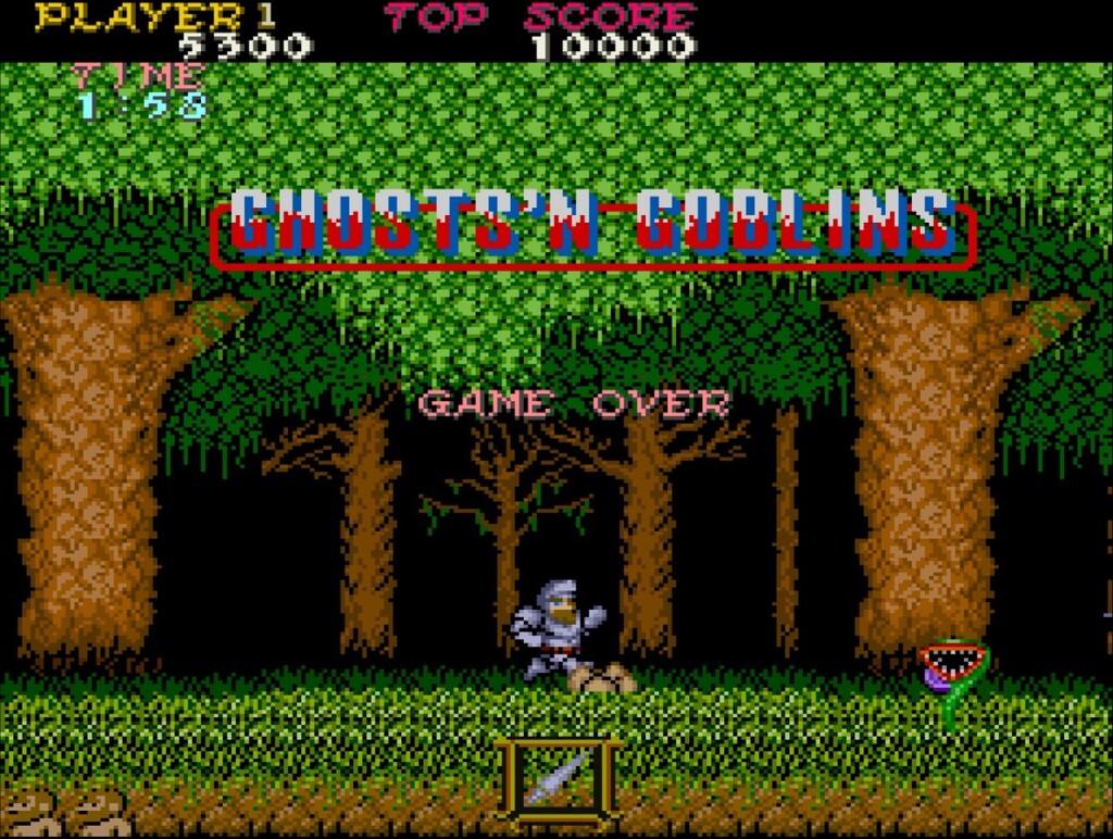 'Ghosts'n Goblins' revoluciona PS Plus: está disponible gratis y por tiempo limitado para usuarios de PS4 y PS5