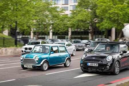 Retrofit para coches clásicos: así convierte esta start-up londinense un coche gasolina en uno eléctrico