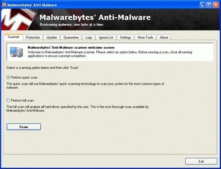 Malwarebytes, para eliminar lo que tu antivirus no puede