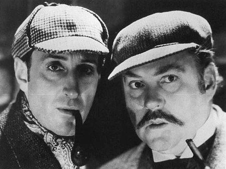 Sherlock Holmes vuelve a la vida... otra vez