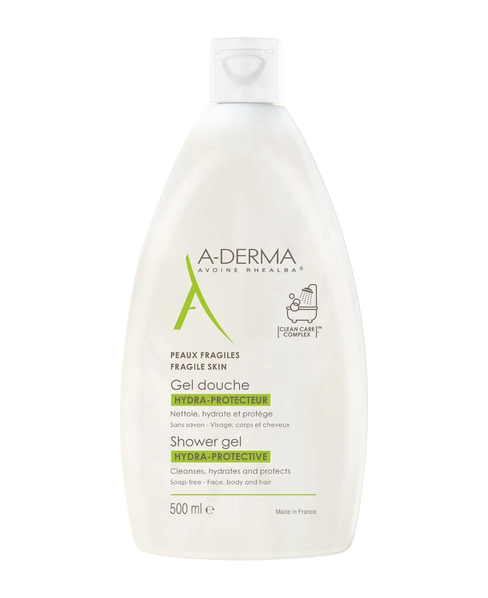 Gel de ducha hidraprotector de A-derma