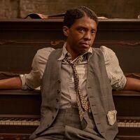 Globos de Oro 2021: Chadwick Boseman es el mejor actor de drama en cine por 'La madre del Blues'