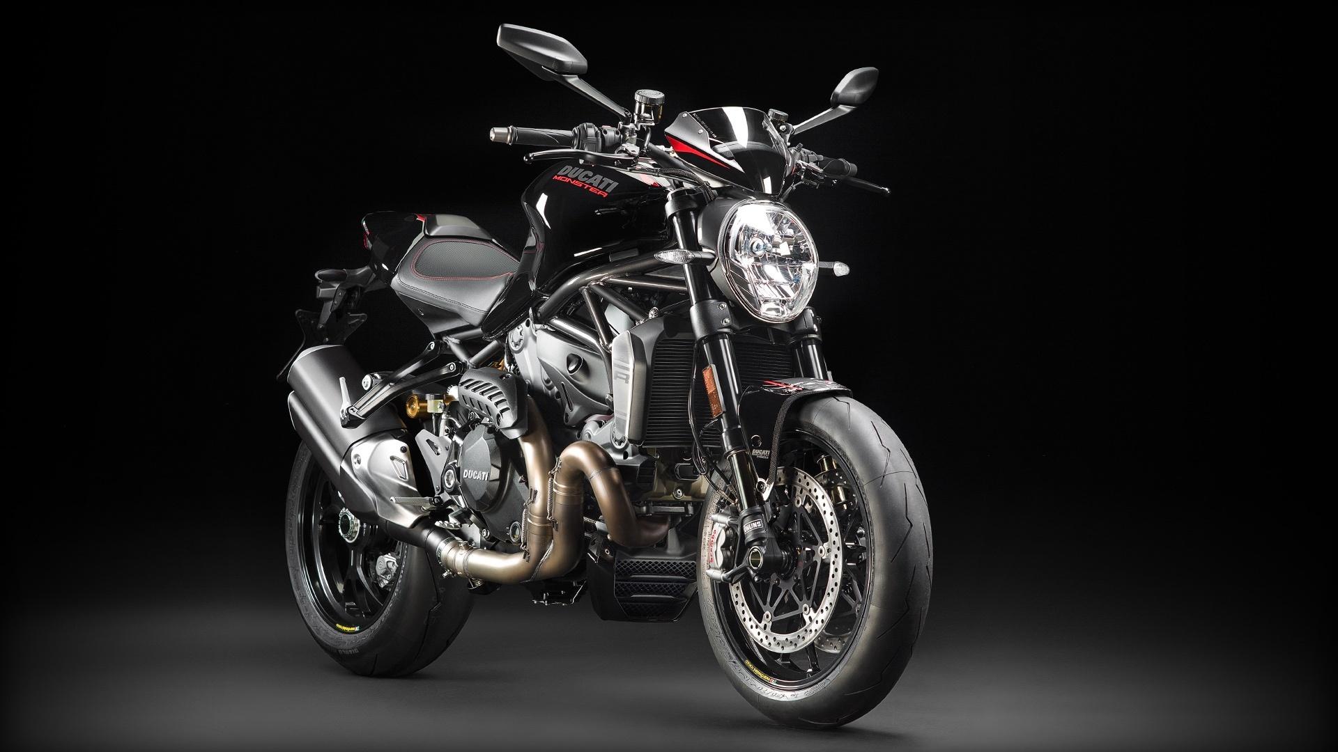 Foto de Ducati Monster 1200 R (22/30)