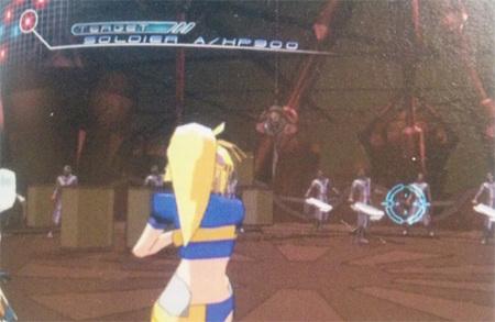 Así era 'Final Fantasy XIII' cuando se desarrollaba para PS2