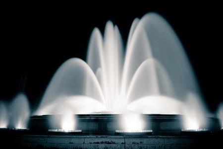 Fuente Mágica de Barcelona