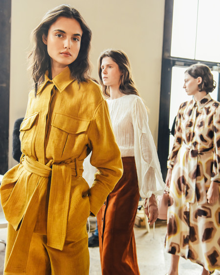 Tommy Ton For Massimo Dutti Women 10