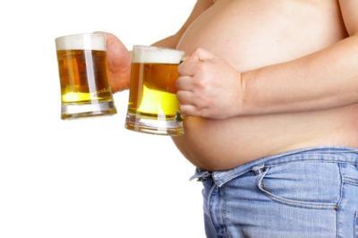 La ciencia derriba el mito de la barriga cervecera