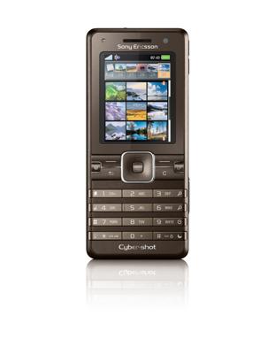 Sony Ericsson K770, el nuevo de la gama Cybershot