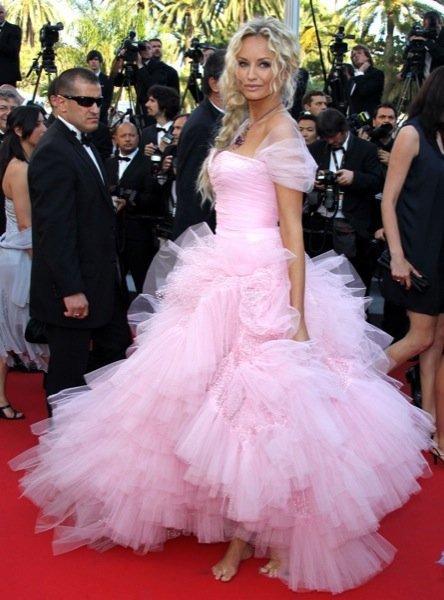 Adriana Sklenarikova Festival de Cannes