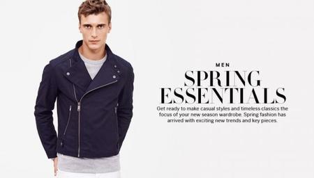 Los básicos de H&M para esta primavera ¿Preparados para el buen tiempo?