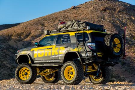 Toyota 4runner Tonka