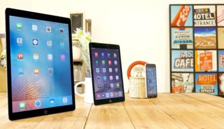 Nada de iPad Air 3, el próximo tablet de Apple será una versión más pequeña del iPad Pro