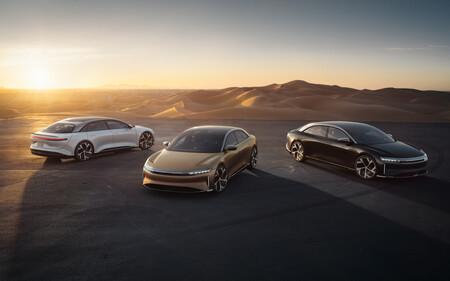 Lucid Motors tiene planes para Europa: traerá sus coches eléctricos de lujo en 2022