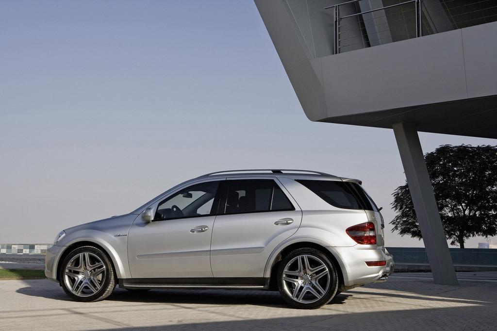 Foto de Mercedes-Benz ML 63 AMG (6/7)