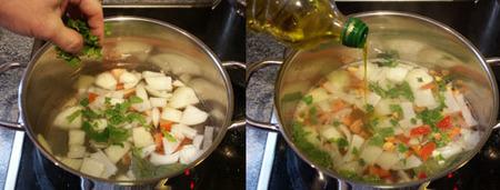 pescado en blanco elaboración 1