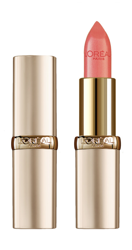 Oap Makeup Lips Color Riche Satin 379 Sensual Rose Packshoot
