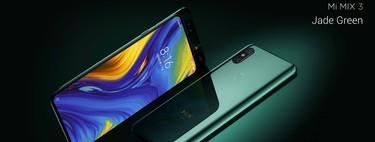 Xiaomi Mi MIX 3: 10GB de RAM y una verdadera pantalla sin marcos que quizás nunca veremos en México
