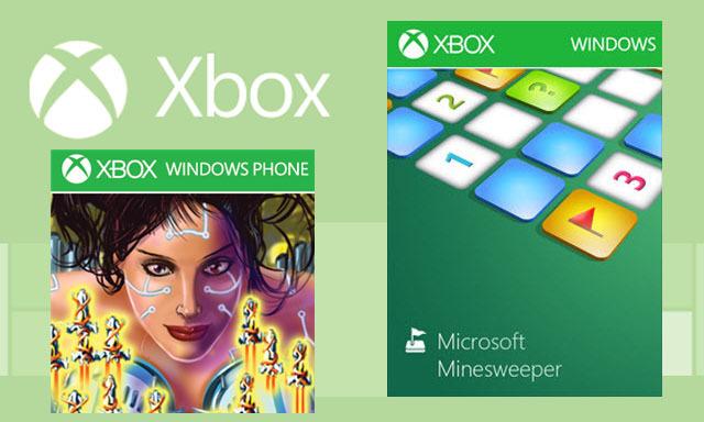 Winodws Phone Xbox