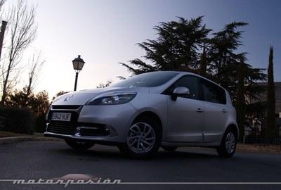Renault Scénic y Grand Scénic 2012, presentación y prueba en Valladolid (parte 2)
