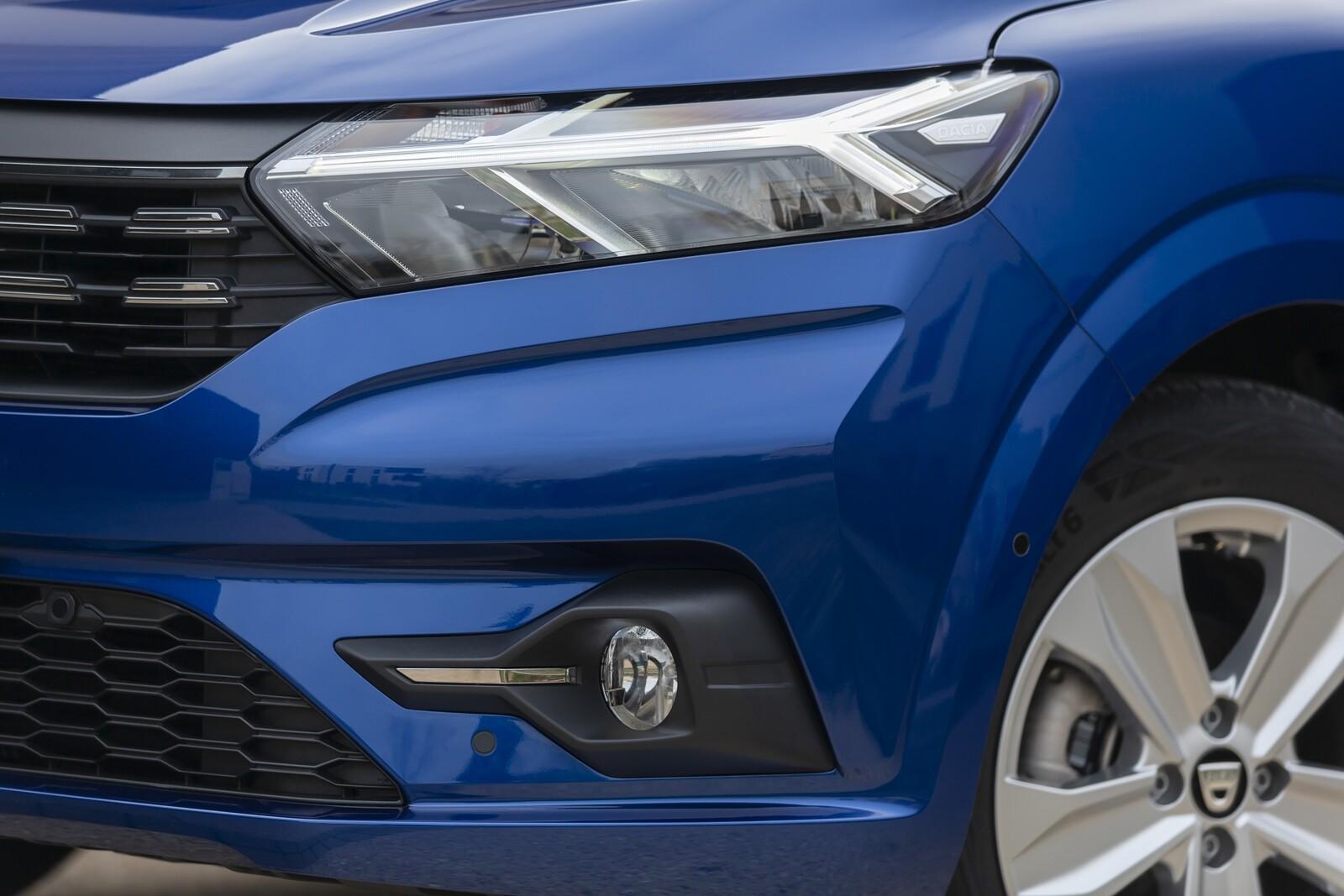 Dacia Sandero 2020, prueba