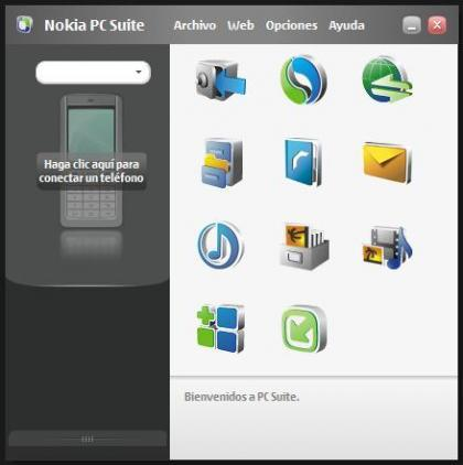 Nokia PC Suite v.6.85