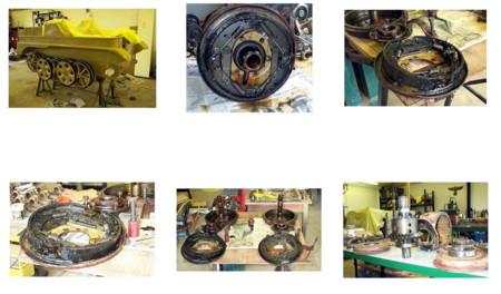 Kettenkrad Restoration 8