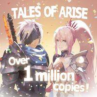 En menos de una semana, Tales of Arise se ha convertido en el juego más rápidamente vendido de la saga con más de un millón de unidades