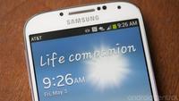 Cambia el mensaje de bloqueo del Galaxy S4