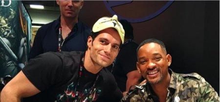 La Comic Con es la excusa para que los famosos se diviertan a lo grande