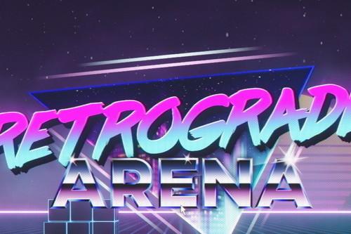 Retrograde Arena, el indie donde las balas no matan, es irónicamente un shooter con mucho potencial entre colegas
