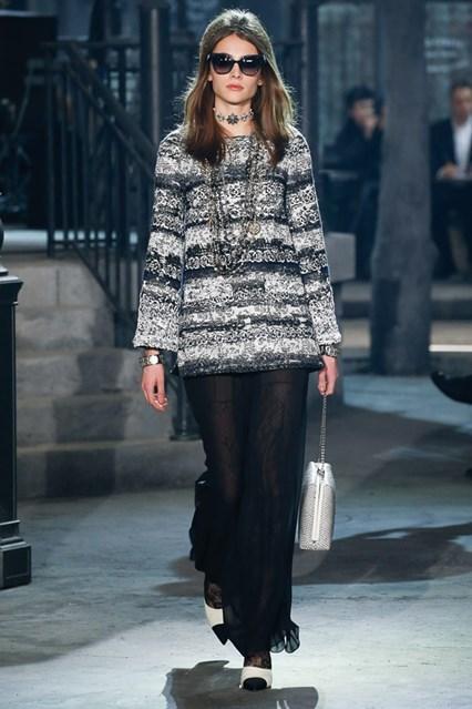 Colección Chanel Métiers d'Art 2016
