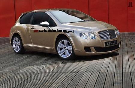 Bentley Barnato: tras la estela del Aston Martin Cygnet