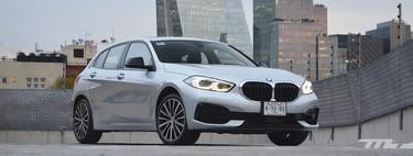 BMW 118i 2020, a prueba: adiós al tracción trasera, hola a un compacto más equilibrado (+ video)