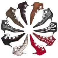 Mascaró se apunta a las 'lace up' en versión zapato