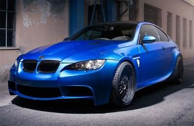 BMW M3 BT92 By Alpha-N