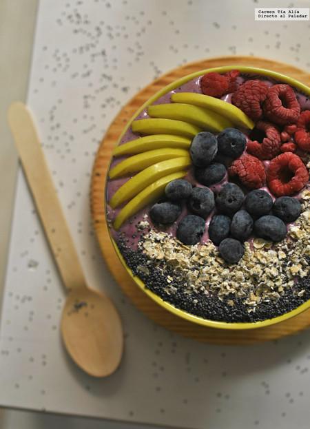 25 desayunos rápidos y saludables para preparar en cinco minutos