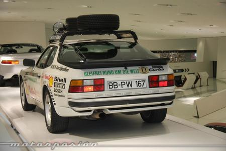 Porsche Museum Top Secret 944 1