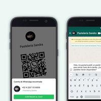 WhatsApp activa el código QR de contacto rápido para empresas y les permitirá crear un catálogo de productos