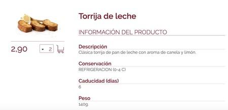 Torrijas Online