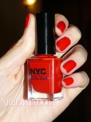 8 esmaltes de uñas rojos que hemos probado