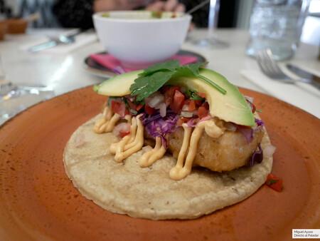 Taco Baja California De Tepic